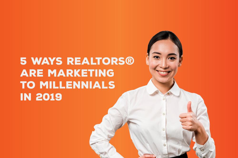real estate marketing for millennials