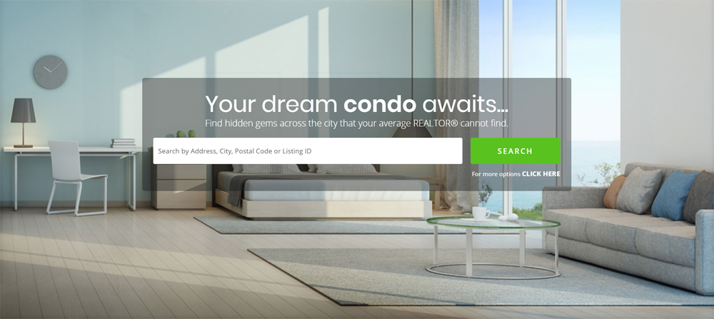 preconstruction condo websites