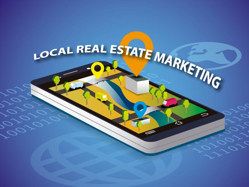 local real estate marketing