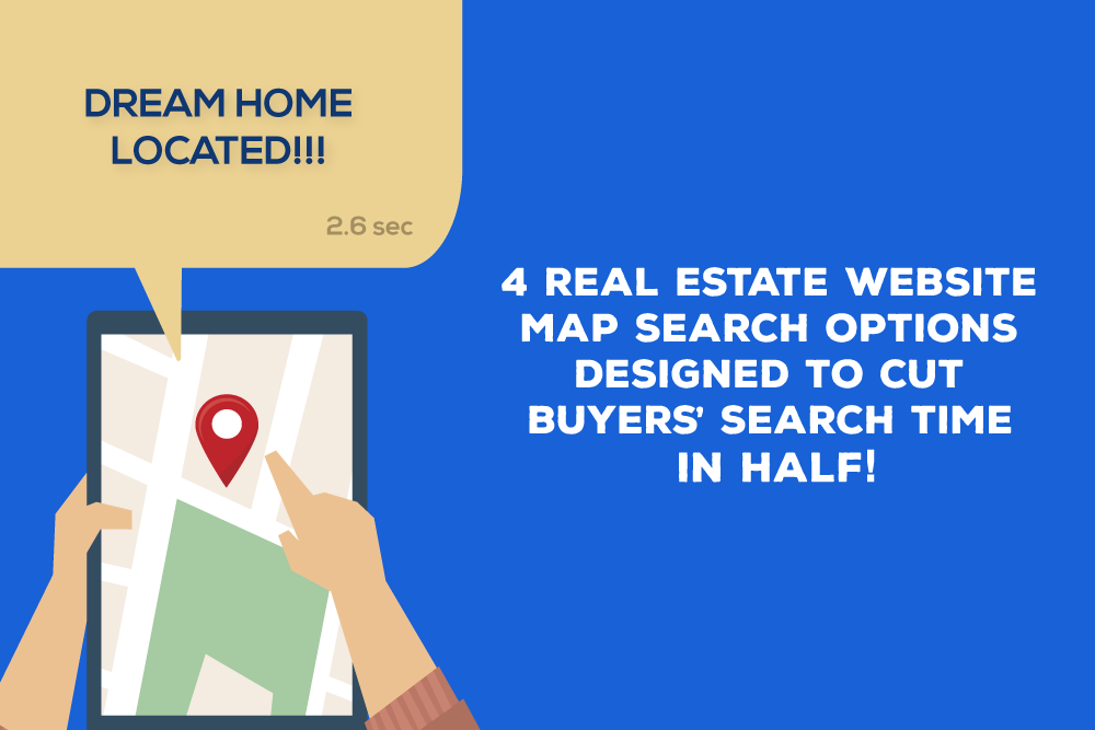 real estate website map search, dream home finder