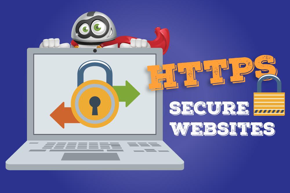 secure real estate websites, HTTPS real estate website