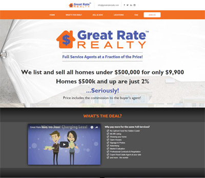 Great Rate Realty