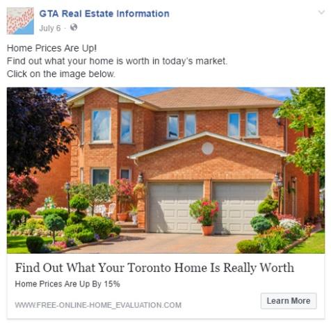 Facebook Ads For Real Estate Lead Generation Social Media Marketing