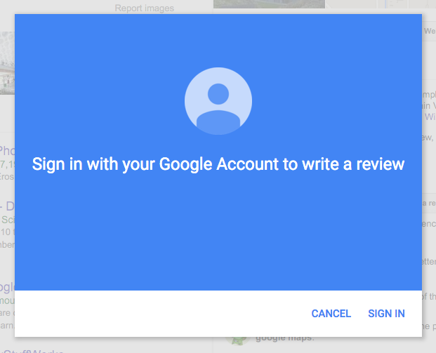 How to obtain reviews for your google mybusiness account Google sites sign in